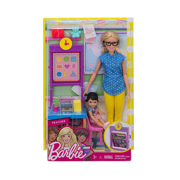 Barbie - Teacher Set
