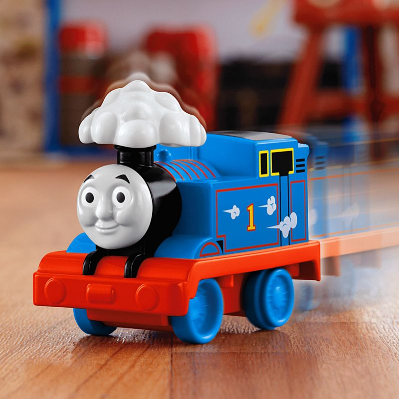 Thomas the Tank Engine - Thomas Pullback Puffer