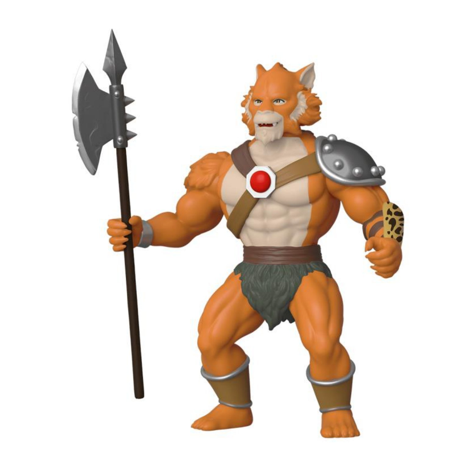 Thundercats - Jackalman Savage World Figure
