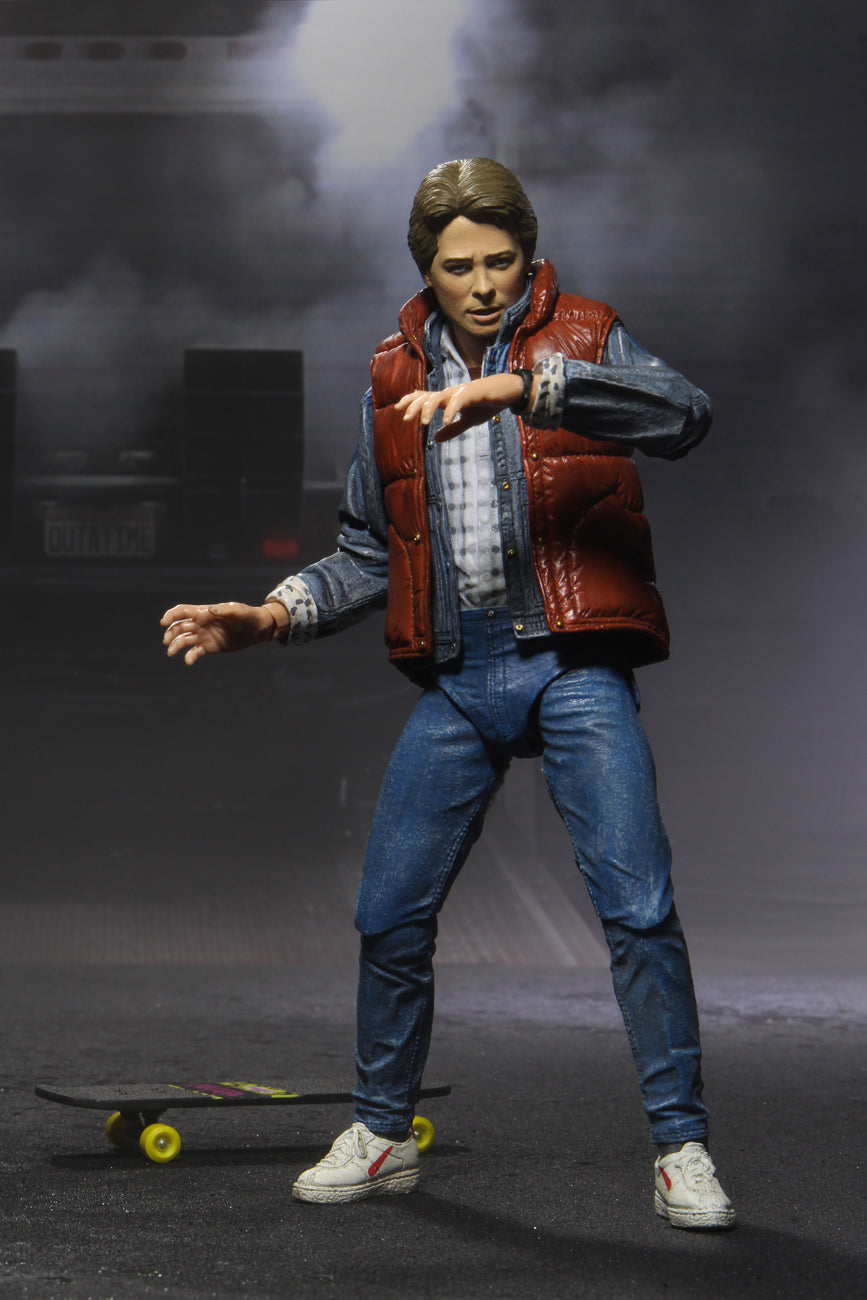 Back to the Future BTTF - Marty McFly Ultimate 7