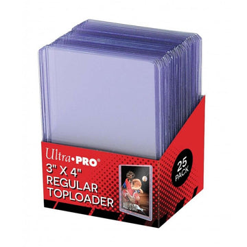 ULTRA PRO Top Loader 3