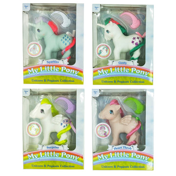 My Little Pony - Unicorn & Pegasus Collection of 4