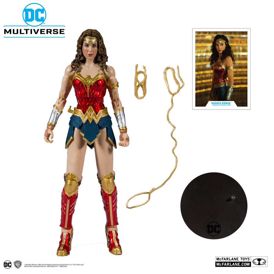 McFarlane DC Multiverse - Wonder Woman 1984 7