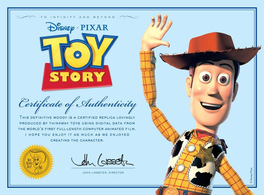 Toy Story WOODY 20th Anniversary Signature Collection