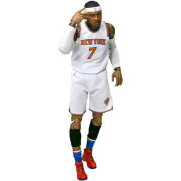 Enterbay - NBA Carmelo Anthony 1:9 Scale
