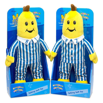 Bananas in Pyjamas - Classic Talking Plush 30cm