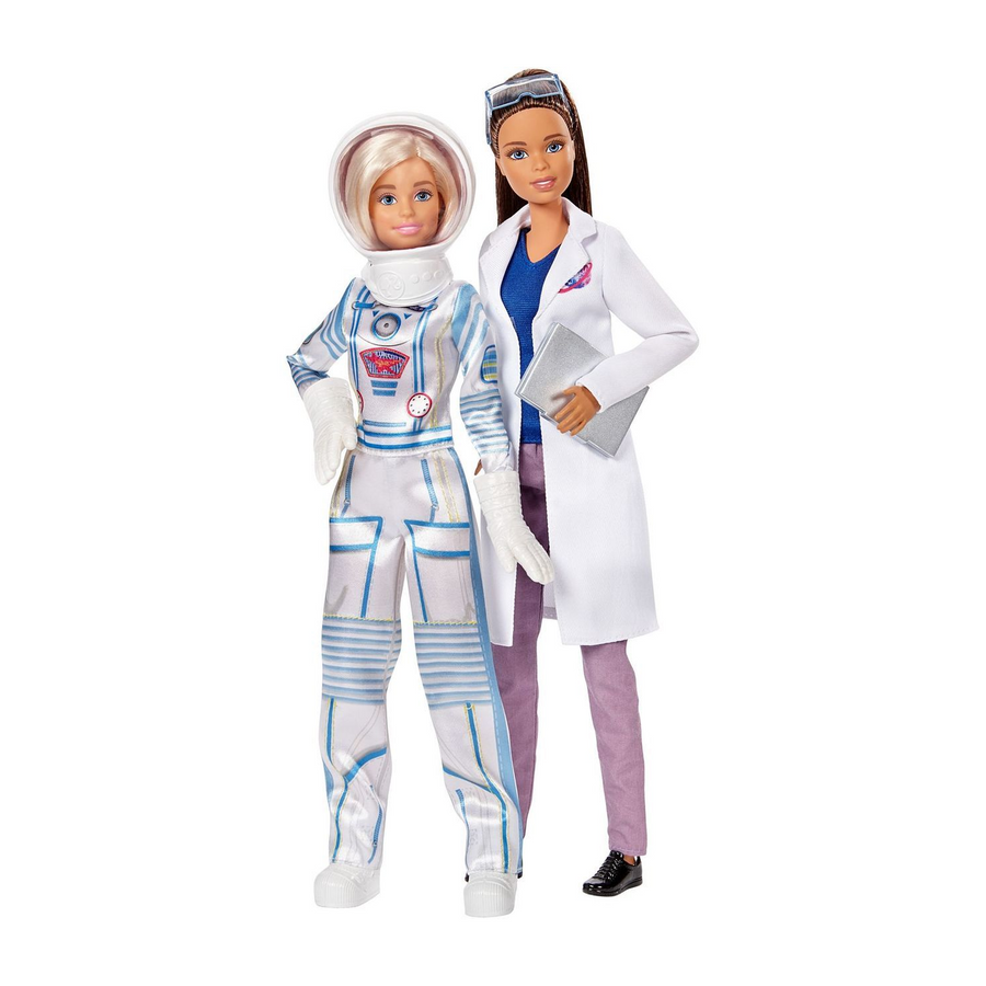 Barbie - Astronaut and Space Scientist