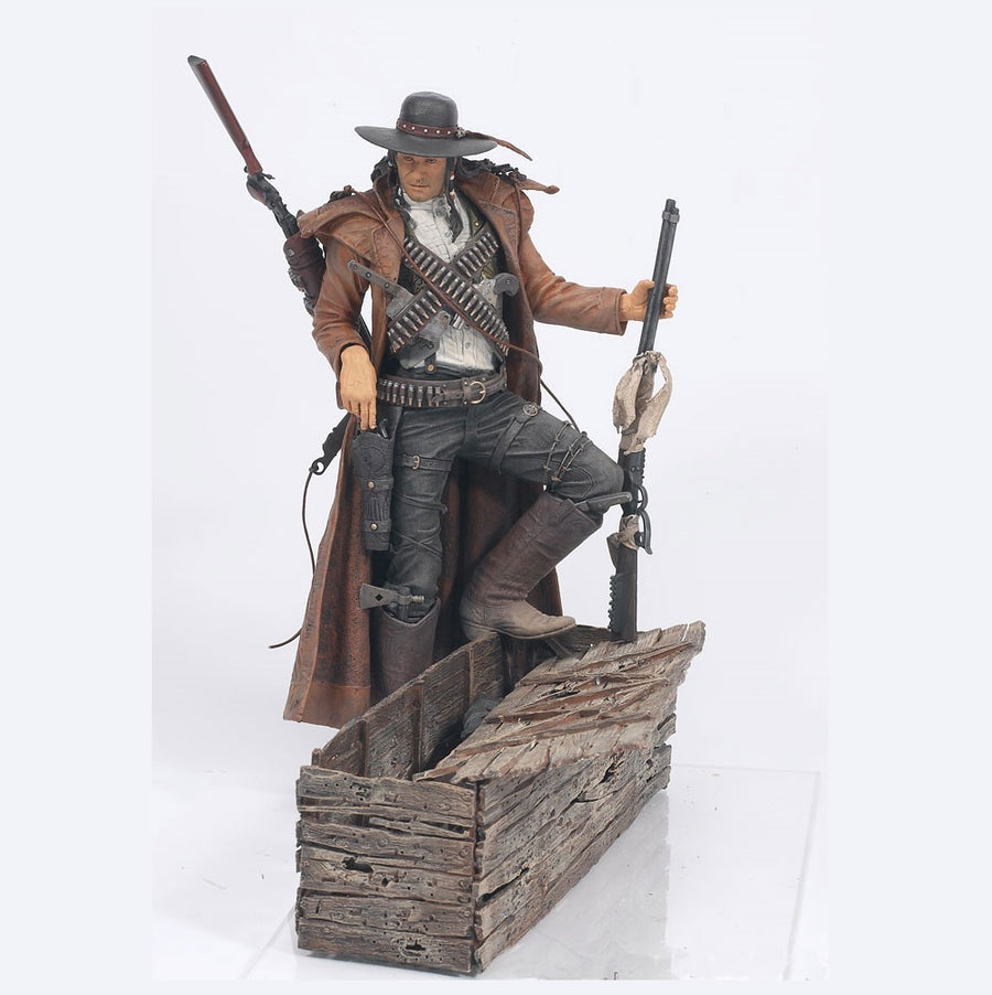 McFarlane Monsters - 6 Faces of Madness - Billy the Kid (2004)