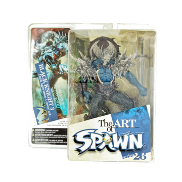The Art of Spawn Series 26 - Black Knight 3 Dark Ages 1 (2004)