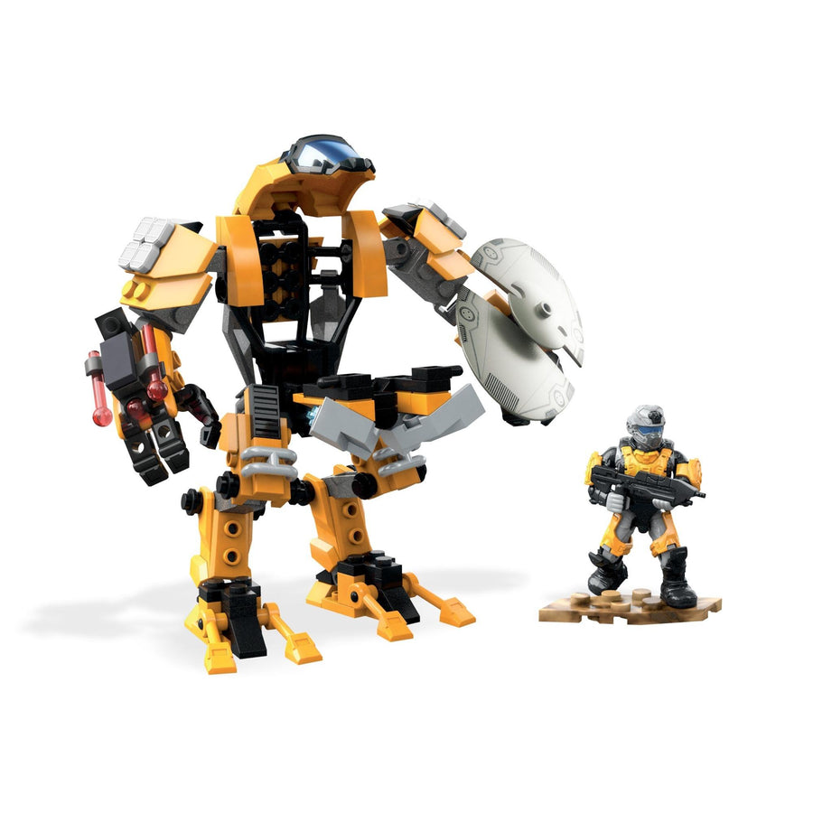 Halo - Mega Construx - Corporate Security Cyclops