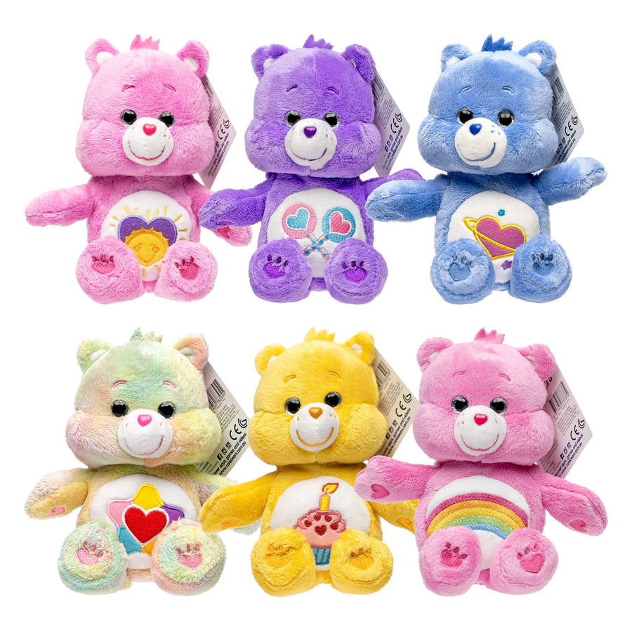 Care Bears - Beanie Plush Assorted
