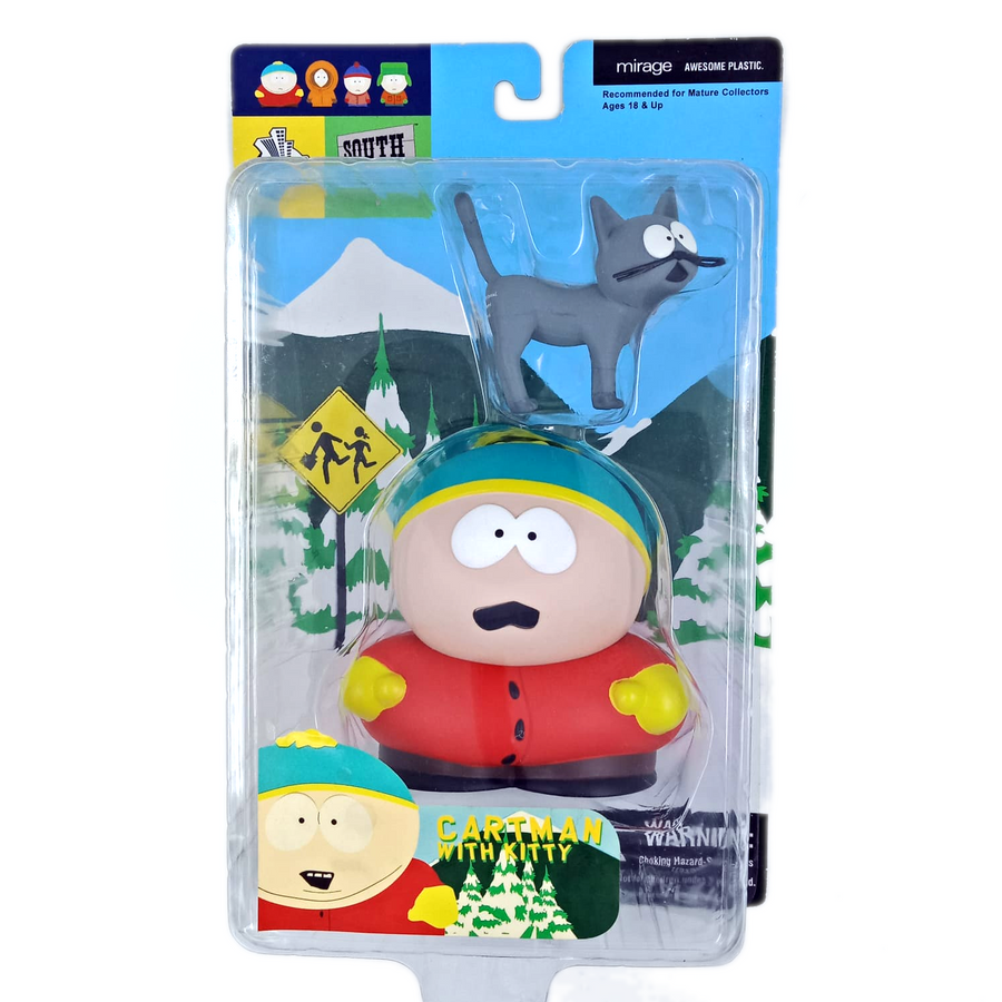 South Park - Cartman with Kitty (2003)