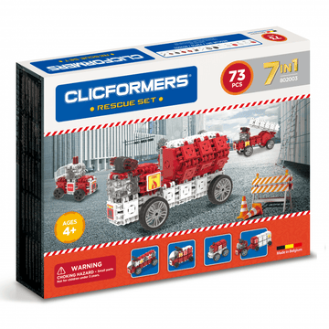 Clicformers - Rescue Set