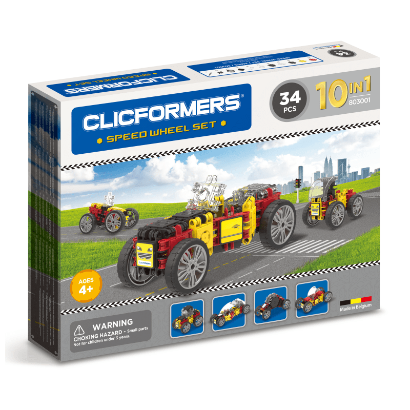 Clicformers - Speed Wheel Set