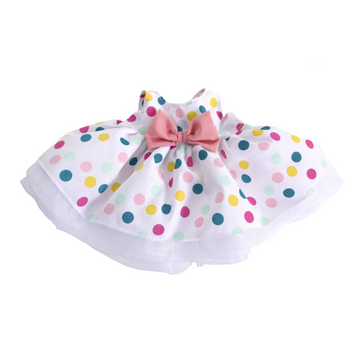 Rubens Barn Kids Doll Clothes - Dot Dress