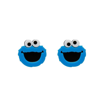 Erstwilder - Sesame Street Cookie Monster Earrings