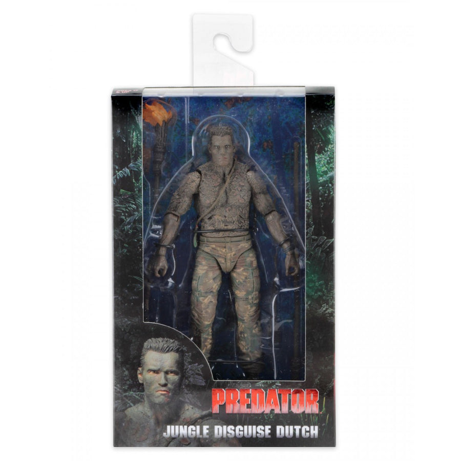 NECA Predator - Jungle Disguise Dutch 7