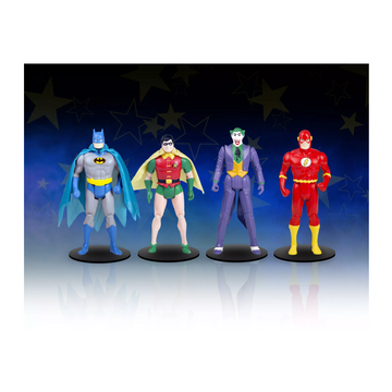 DC Comics - Superpowers Micro Figures 01 Assorted