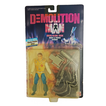 Demolition Man - Cryo-Claw Tech (1993)