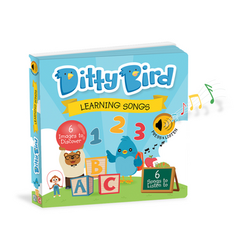 Ditty Bird - Learning Songs Musical Board Book