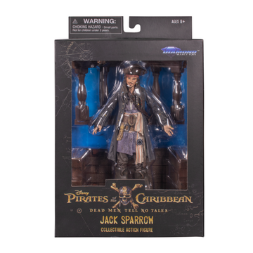 Pirates of the Caribbean - Jack Sparrow 7