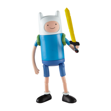 Adventure Time - Finn with Golden Sword