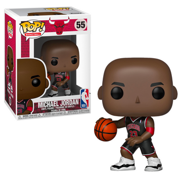 NBA: Bulls - Michael Jordan Pop! Vinyl No. 55
