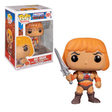 Masters of the Universe - He-Man Pop! Vinyl Figure No. 991