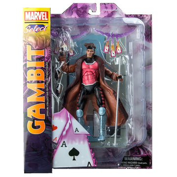 Marvel Select  - Gambit ©2018