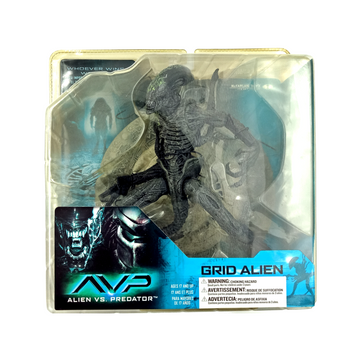 McFarlane Alien Vs Predator - Grid Alien (2004)