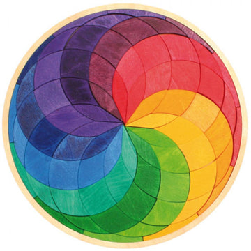 Grimm's Mini Colour Circle Spiral