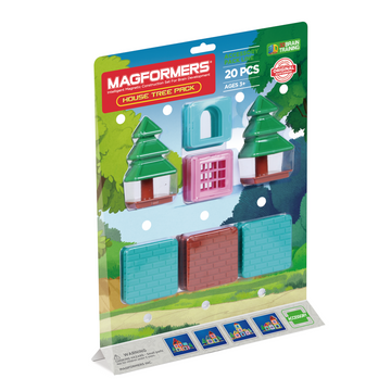 Magformers House Tree Accessory Pack