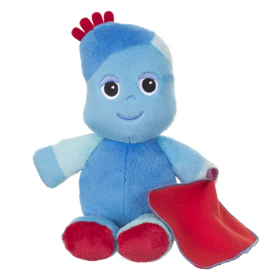 In The Night Garden - Snuggly Singing Igglepiggle Plush