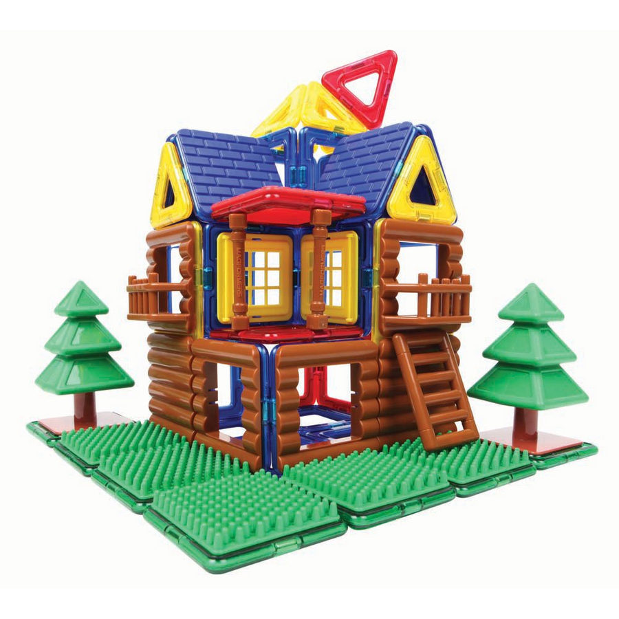 Magformers Log House Set