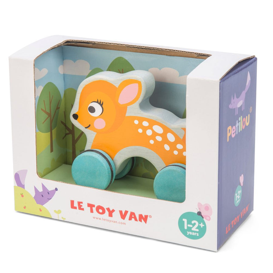 Le Toy Van - Petilou Dotty Deer on Wheels