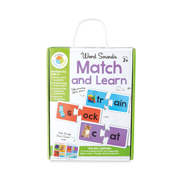 Word Sounds - Match & Learn