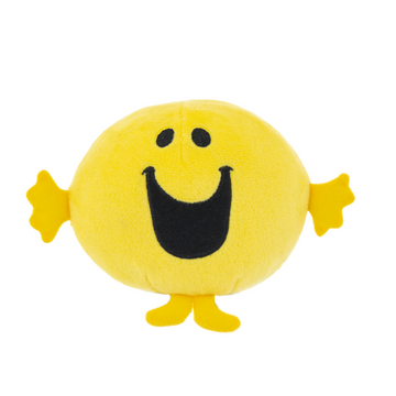 Mr Men Little Miss - Mr Happy 12cm Plush