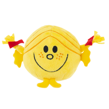 Mr Men Little Miss - Little Miss Sunshine 12cm Plush