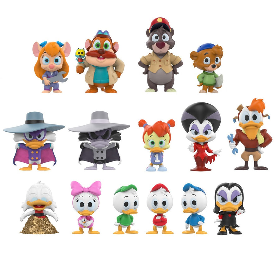 Disney - Afternoons Mystery Minis Blind Box Figurines