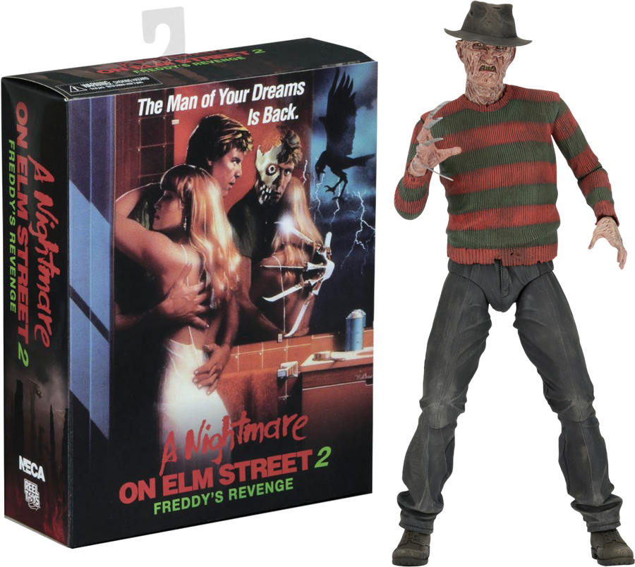 Nightmare on Elm St 2 - Freddy 7