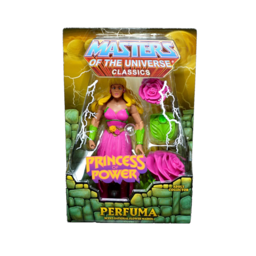 Masters of the Universe Classics (MOTUC) Perfuma