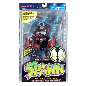 Spawn Ultra Action Figure - Pilot Spawn (1995)