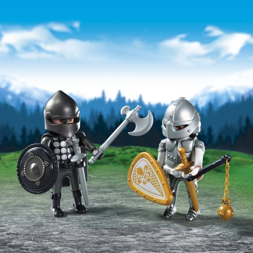 Playmobil - Knights Rivalry Duo Pack Figures
