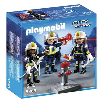 Playmobil - 5366 Fire Rescue Crew Figures