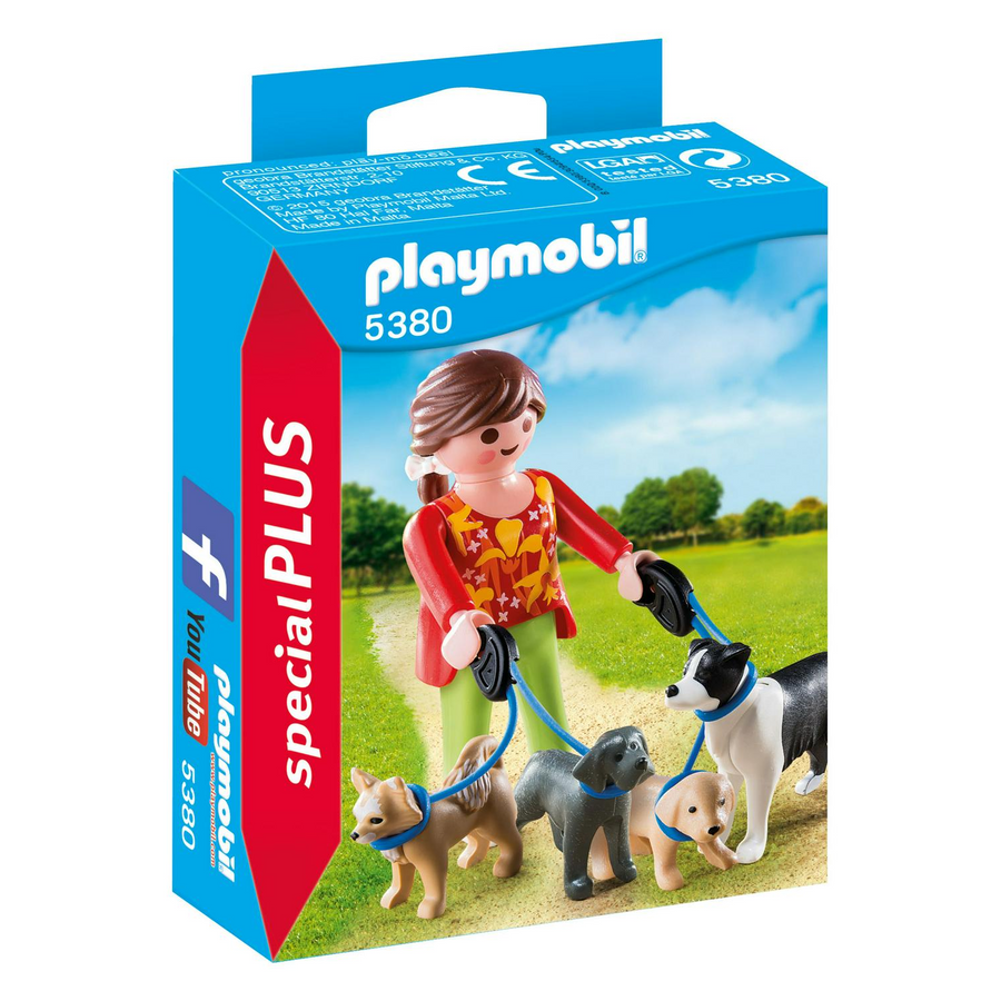 Playmobil - 5380 Dog Walker
