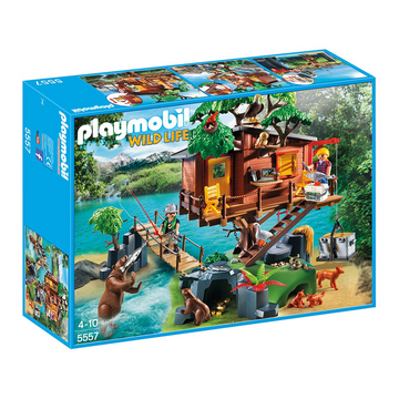 Playmobil - Adventure Tree House Play Set