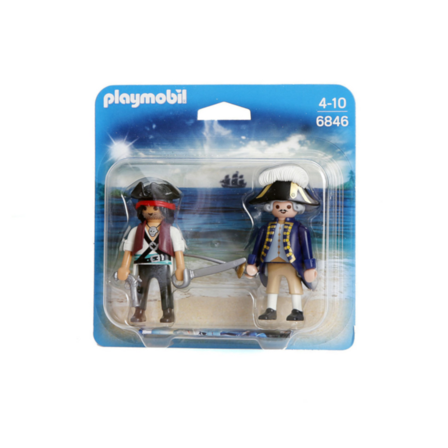 Playmobil - 6846 Pirate Duo Pack