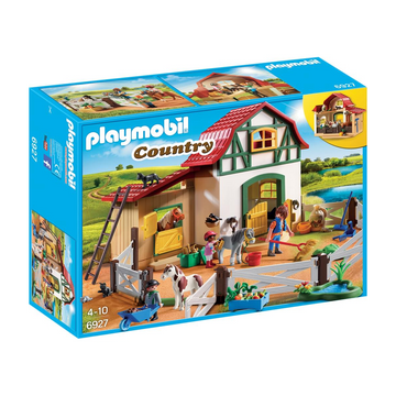 Playmobil - Pony Farm Play Set