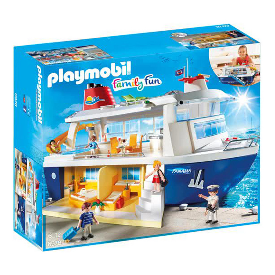 Playmobil - Cruise Ship Play Set