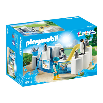 Playmobil - 9062 Penguin Enclosure